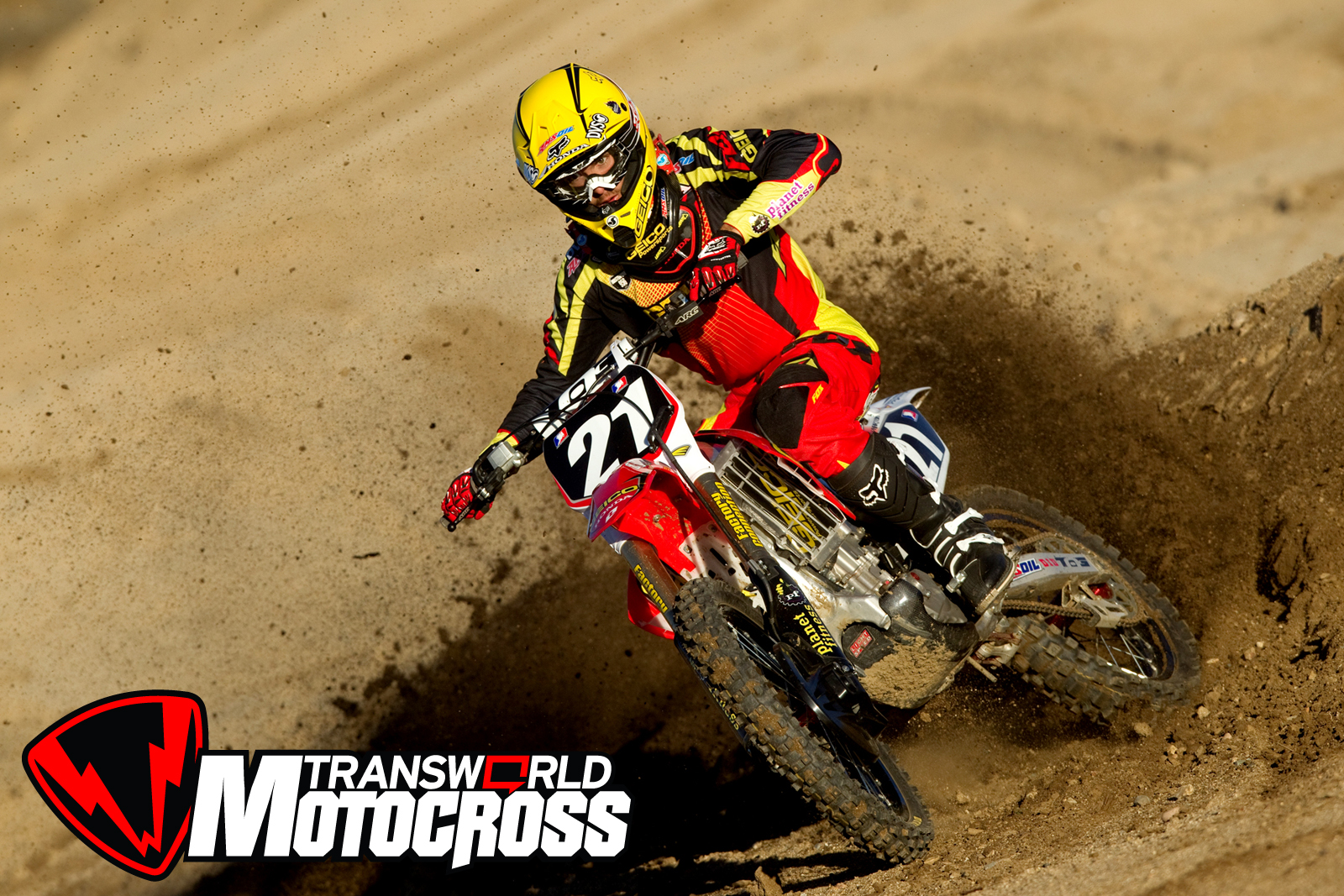 Geico Powersports/Honda Wallpapers