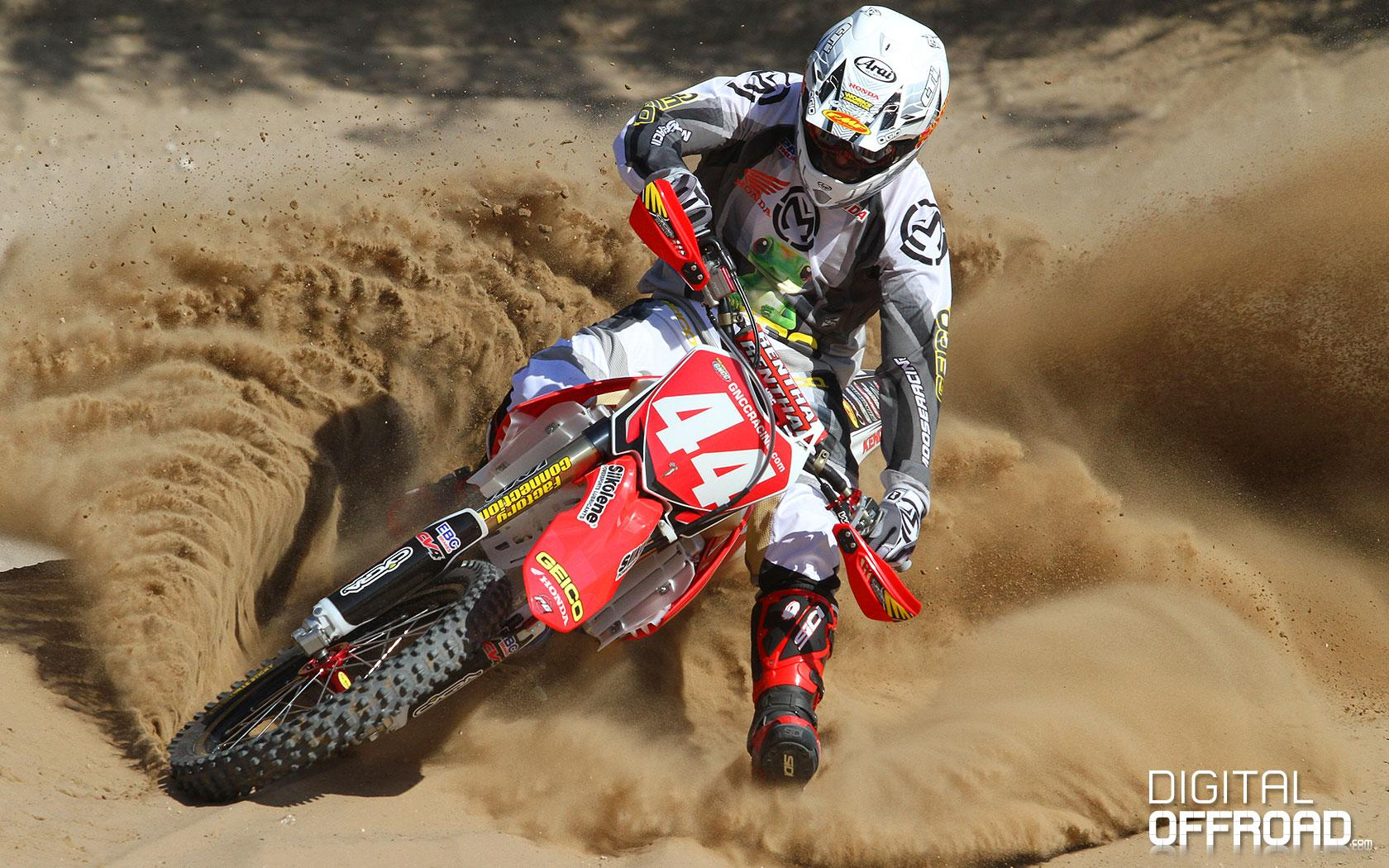 Wallpaper Wednesday: JG/Geico/Honda Team Shoot | Digital Off-Road ...