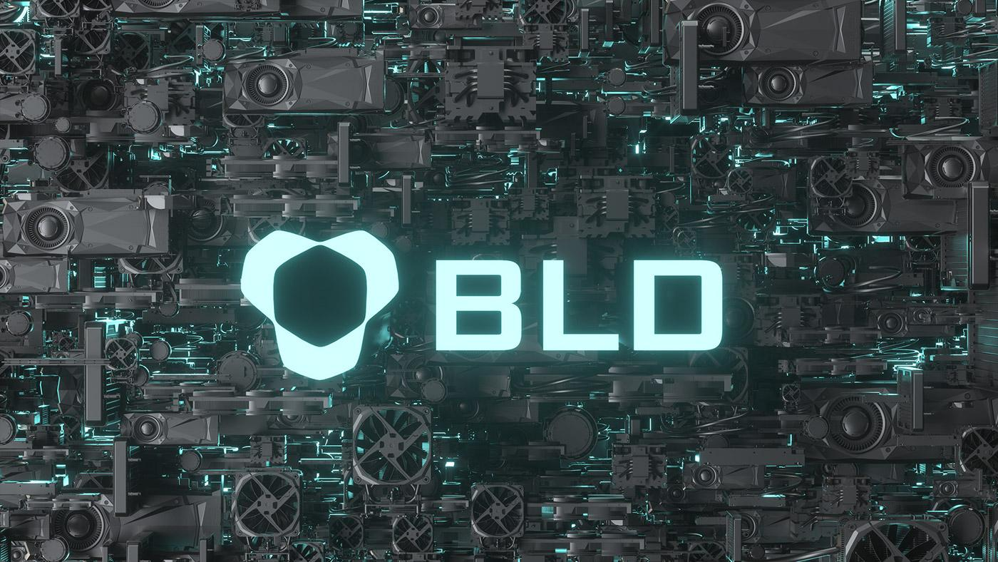 NZXT's BLD Wallpapers on Behance