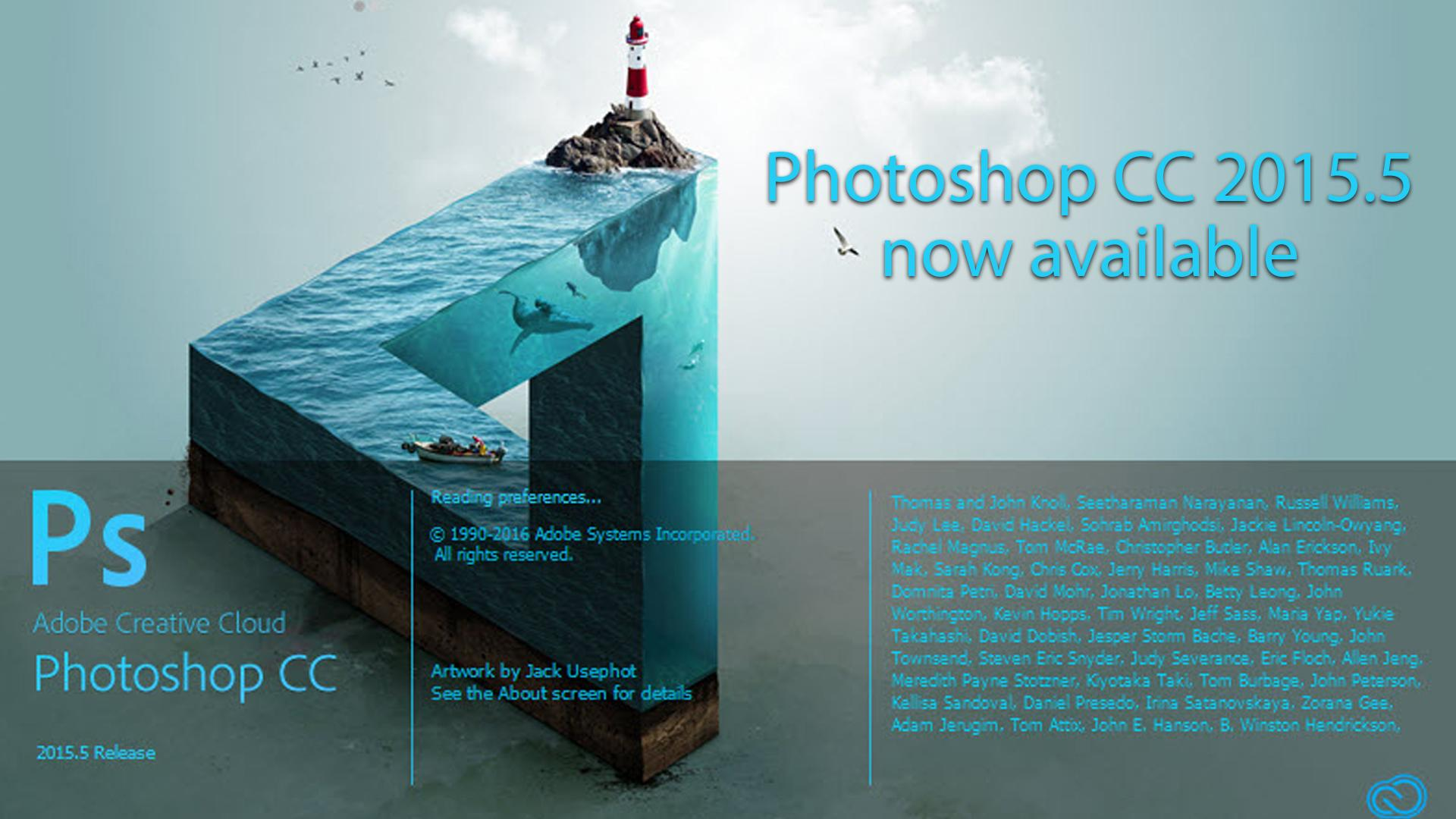 Adobe Creative Cloud Update Offers Great Features for Photographers ...