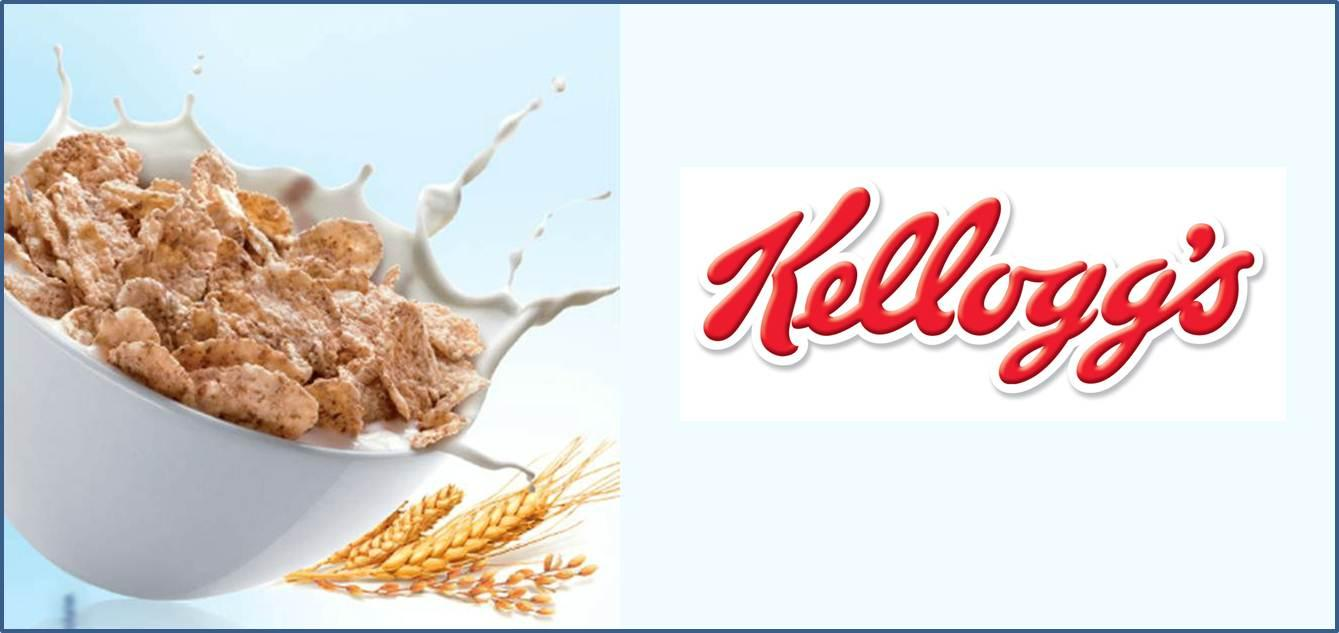 Kellog's Launches Venture Capital For Food Startups