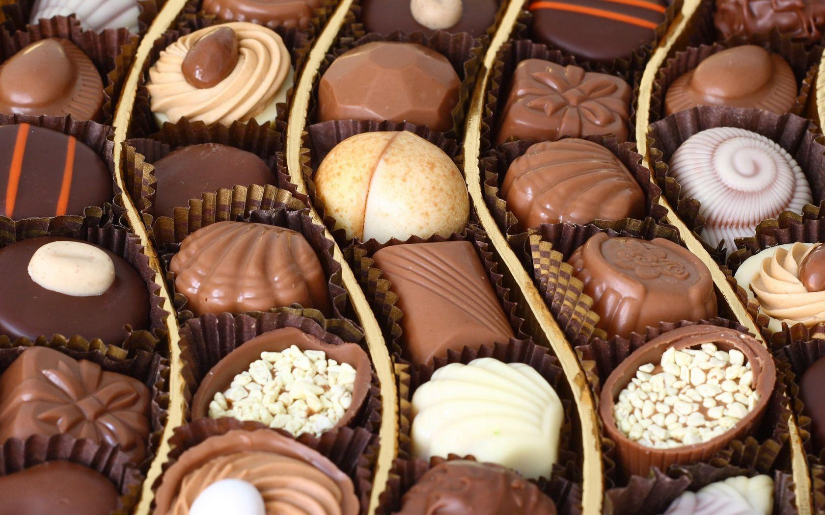 chocolate - chocolate Wallpaper | Chocolates | Chocolate, Candy, Sweets
