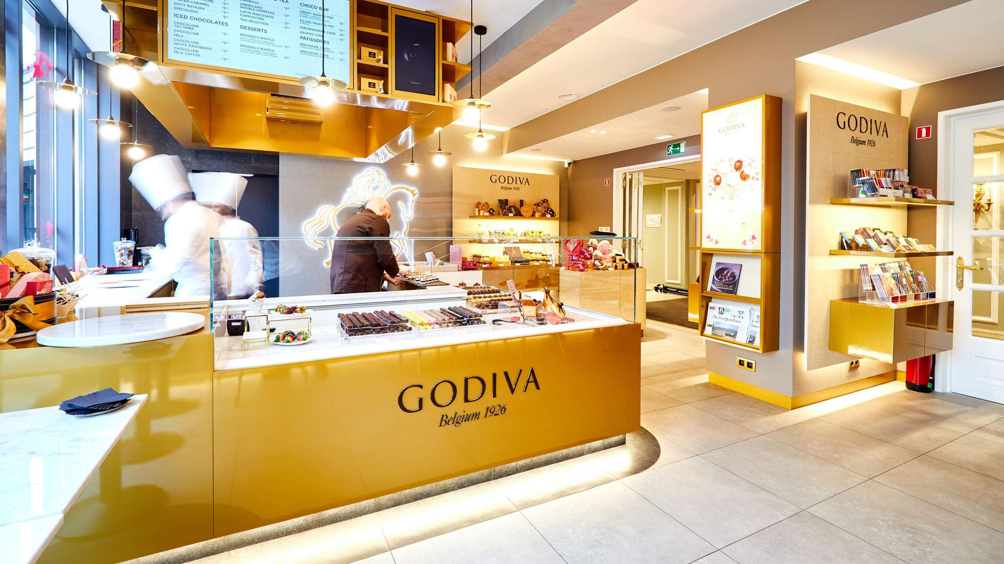 South Korea's MBK strikes $1bn Godiva chocolate deal
