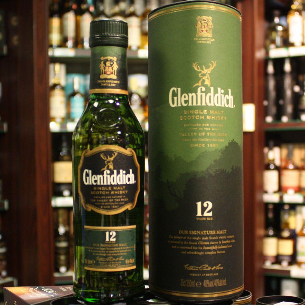 Review: Glenfiddich 12 Year Old : Scotch