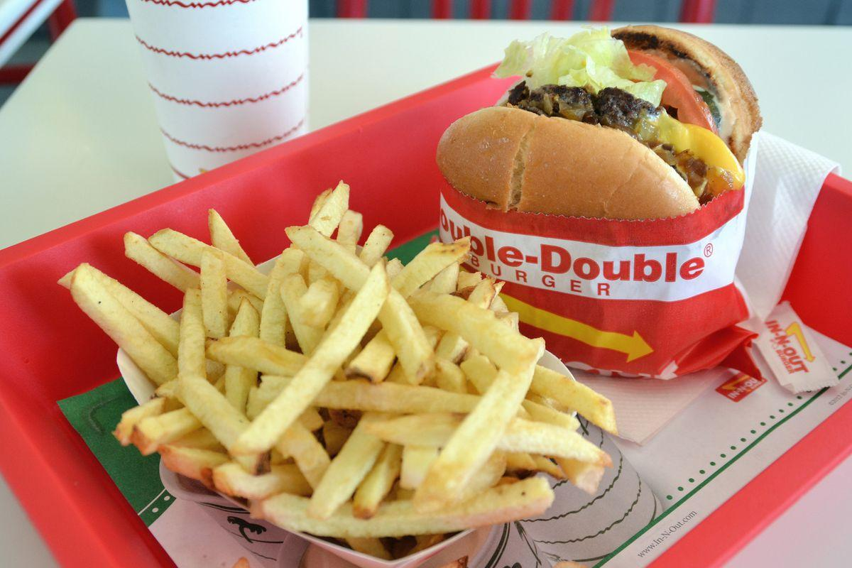 In-N-Out Burger Sues DoorDash for Delivering Its Food Without ...