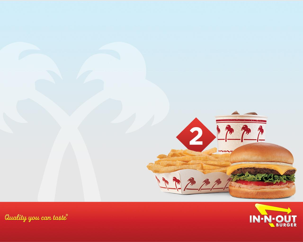 Download Wallpaper - Combo #2 Crossed Palms - 1280x1024 - In-N-Out ...