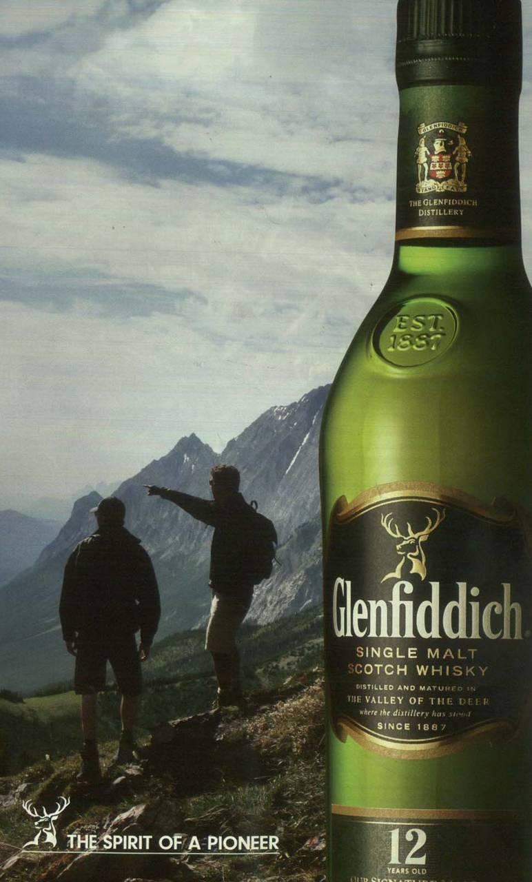 Glenfiddich Wallpapers by SubirGunners