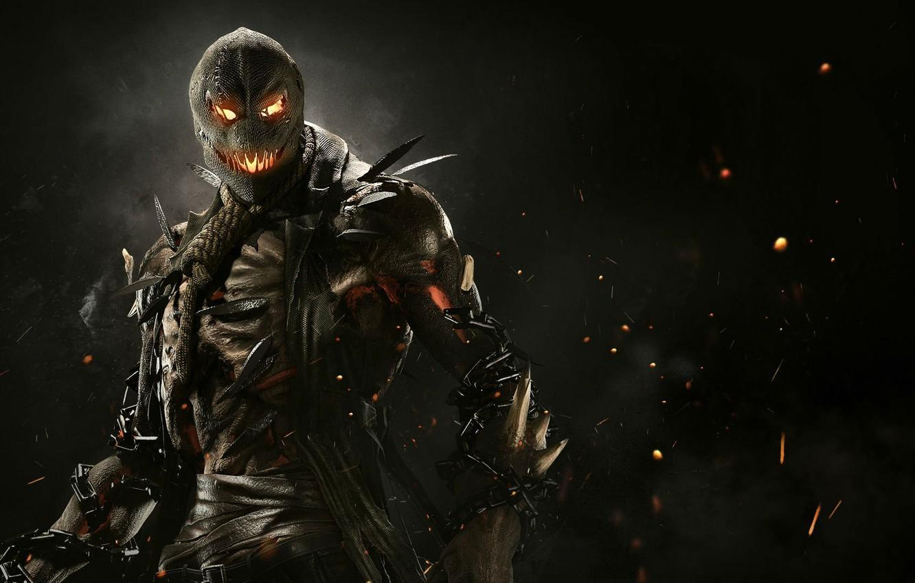 Wallpaper Villain, Warner Bros. Interactive Entertainment ...