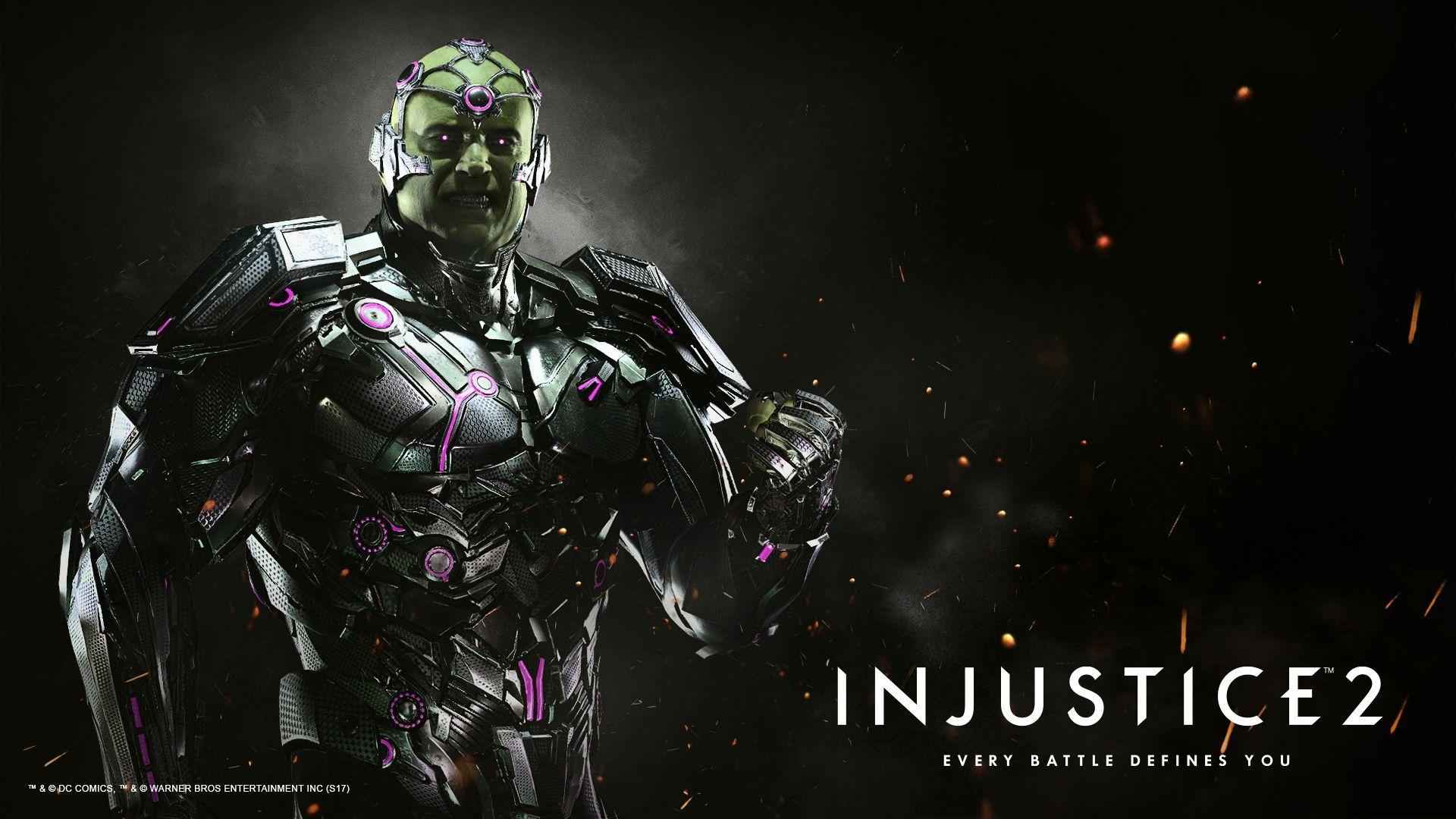 "Official ""Injustice 2"" Wallpapers – Superman Homepage"