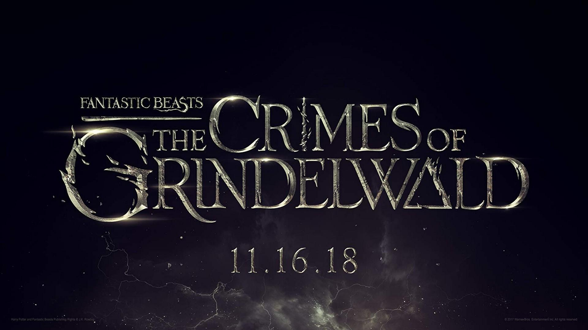 Fantastic Beasts The Crimes of Grindelwald 2018 Poster Wallpaper ...