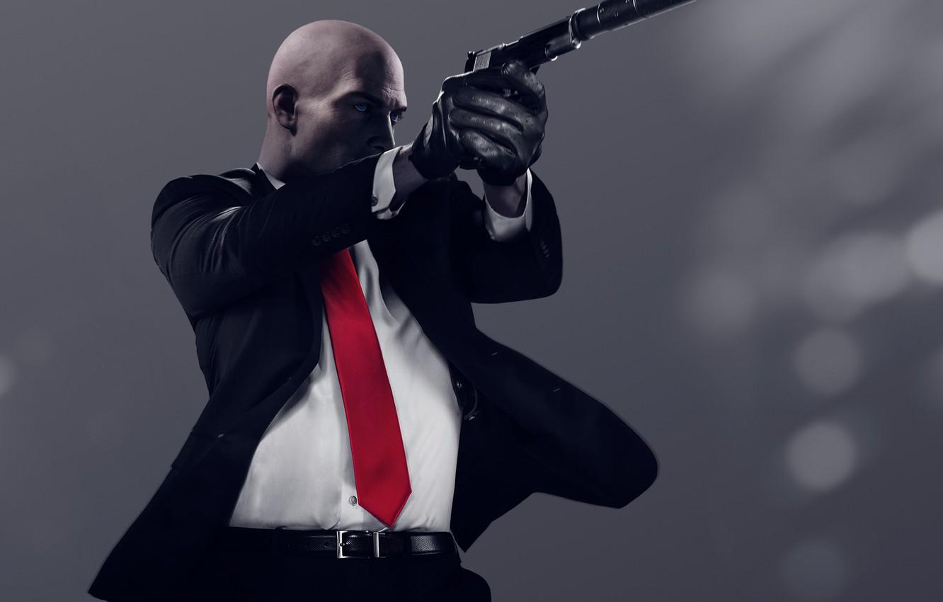 Wallpaper Agent 47, IO Interactive, Warner Bros. Interactive ...