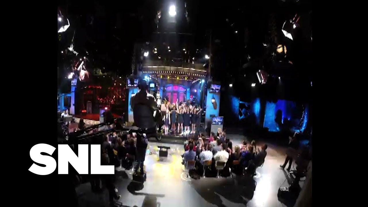 SNL Backstage: Studio 8H Time-Lapse - YouTube