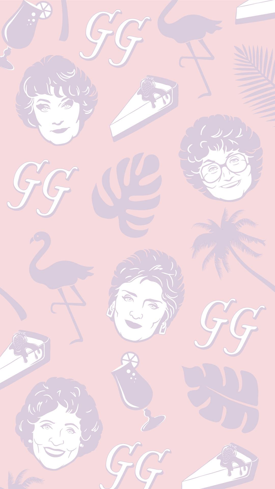 14 Golden Girls Phone Wallpapers to Thank You for Being a Friend