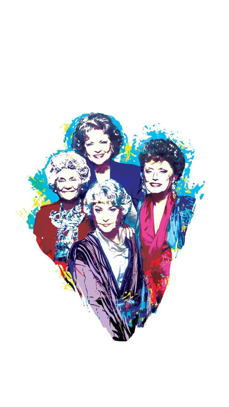 The Golden Girls Wallpapers Wallpaper Cave