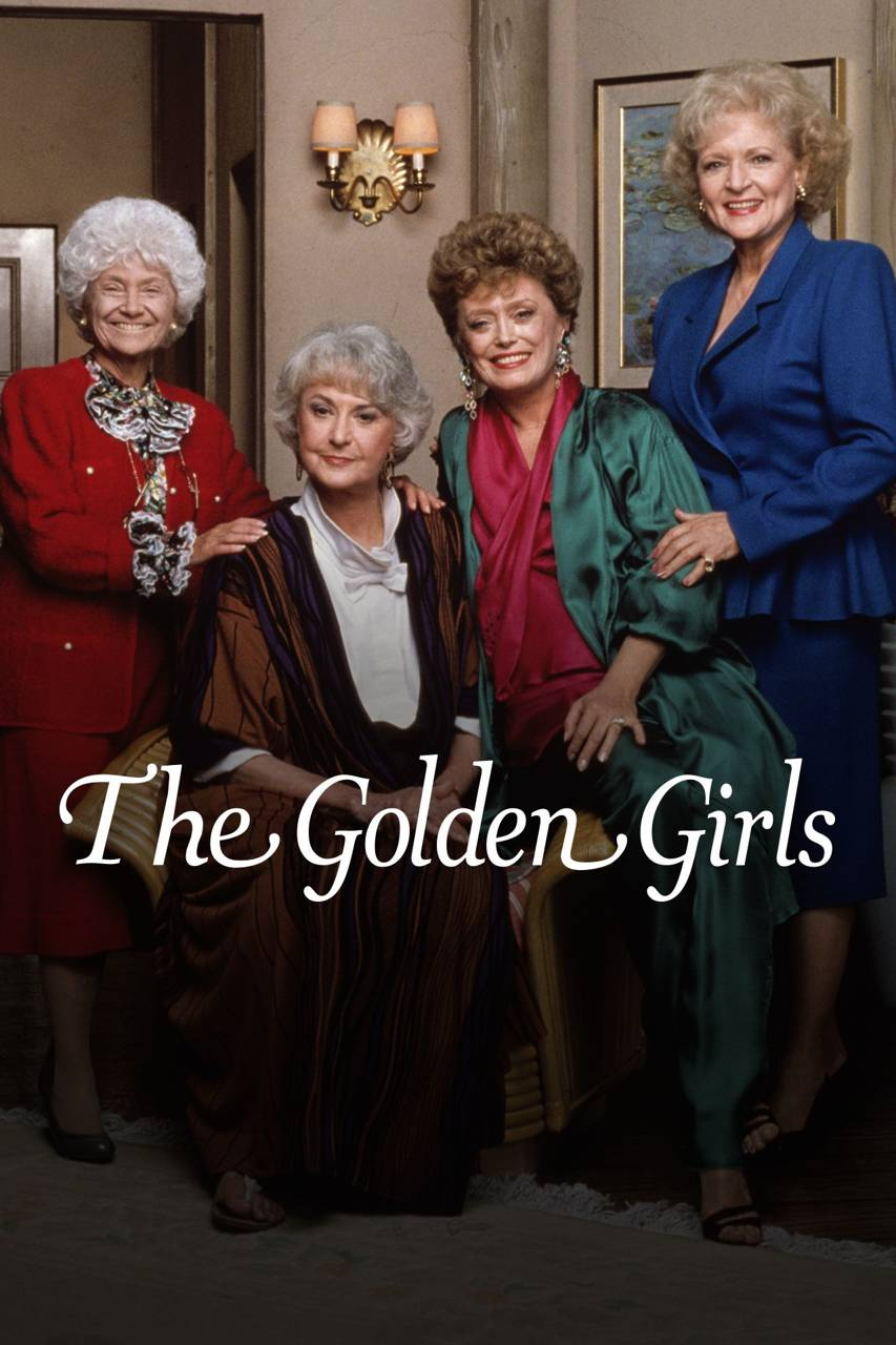 The golden girls Wallpapers by DC_Fan14