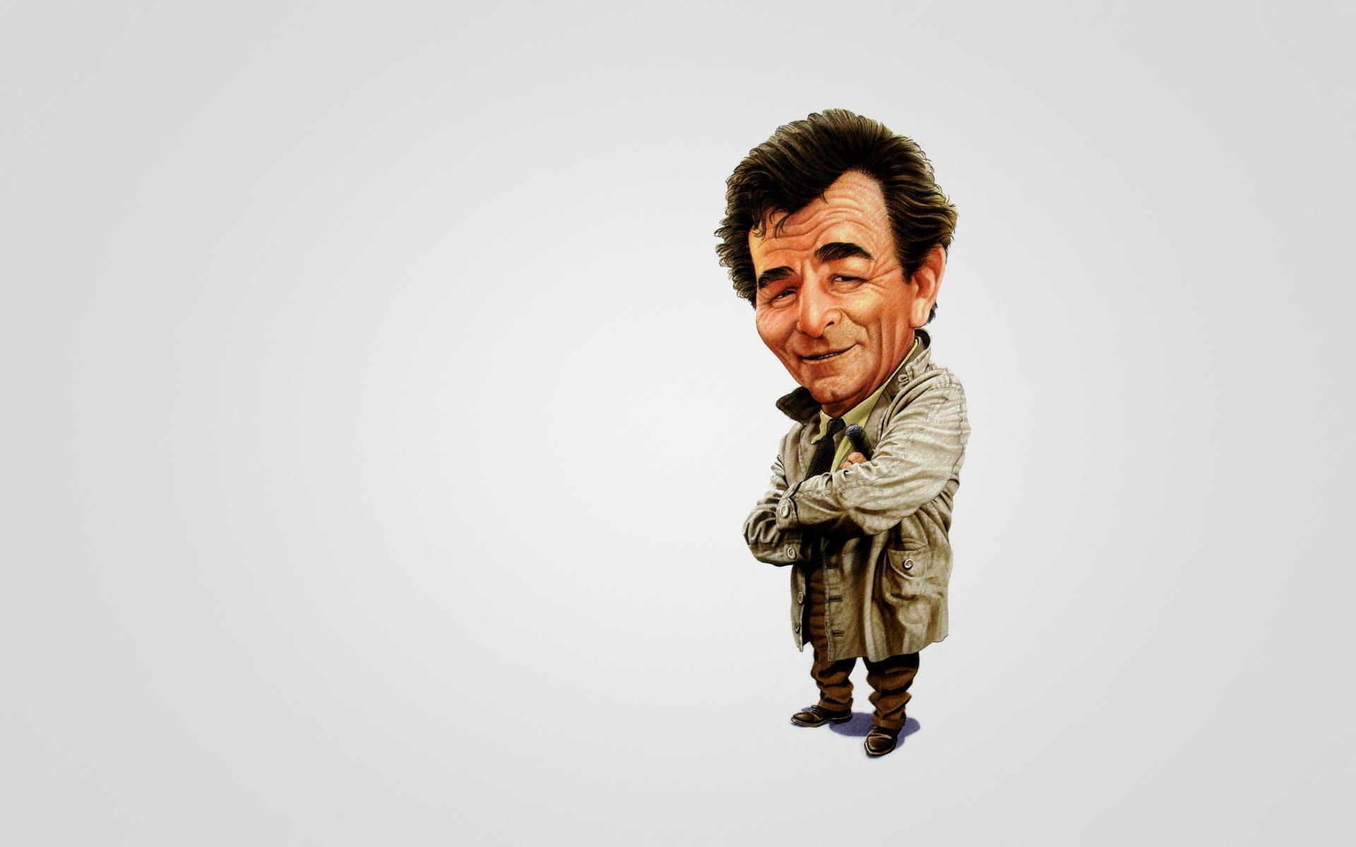 Movies Peter Falk Columbo Art #2278 Wallpapers and Free Stock Photos ...