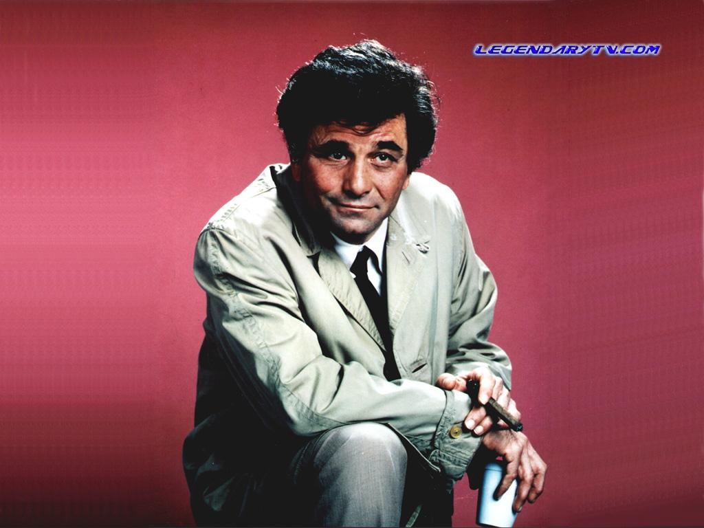Columbo Wallpaper, Lieutenant Columbo Wallpaper, Peter Falk ...