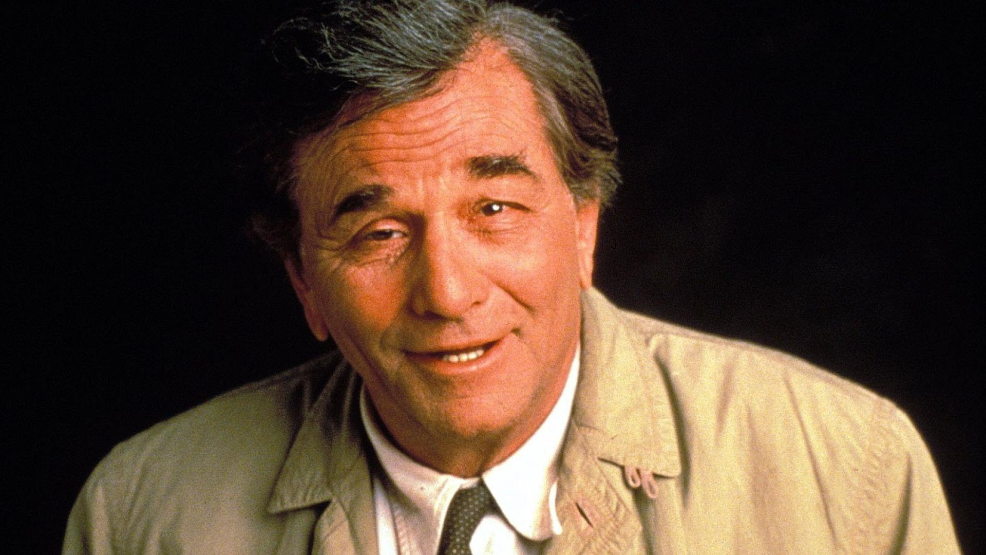 Faces columbo peter falk golden globe award wallpaper | (116638)