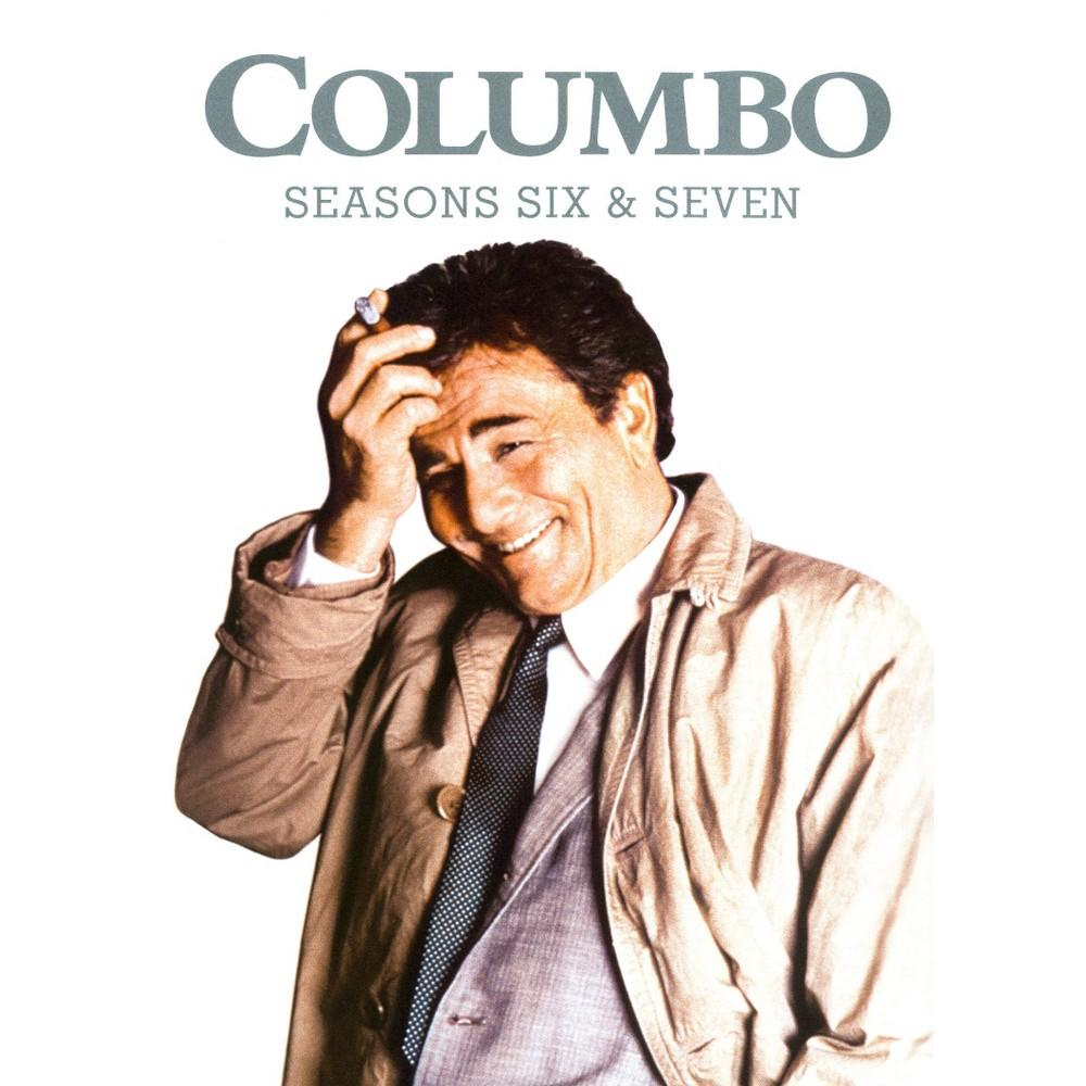 Columbo:Complete season six & seven (Dvd) | Products