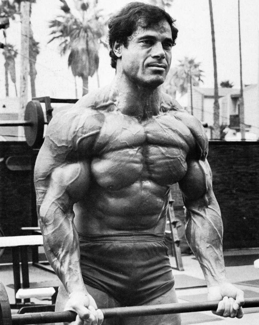 Franco Columbo | Age • Height • Weight • Images • Bio • Diet • Workout