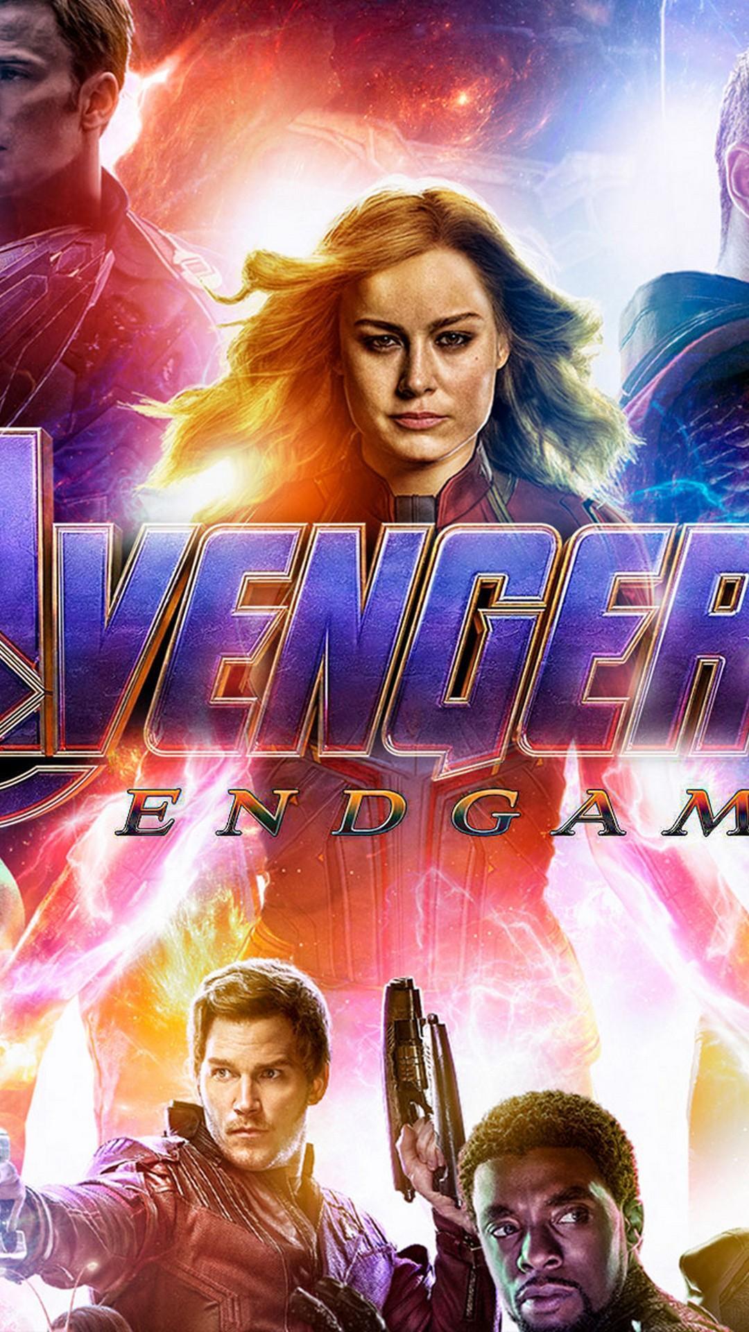 Marvel's Avengers: Endgame Wallpapers - Wallpaper Cave