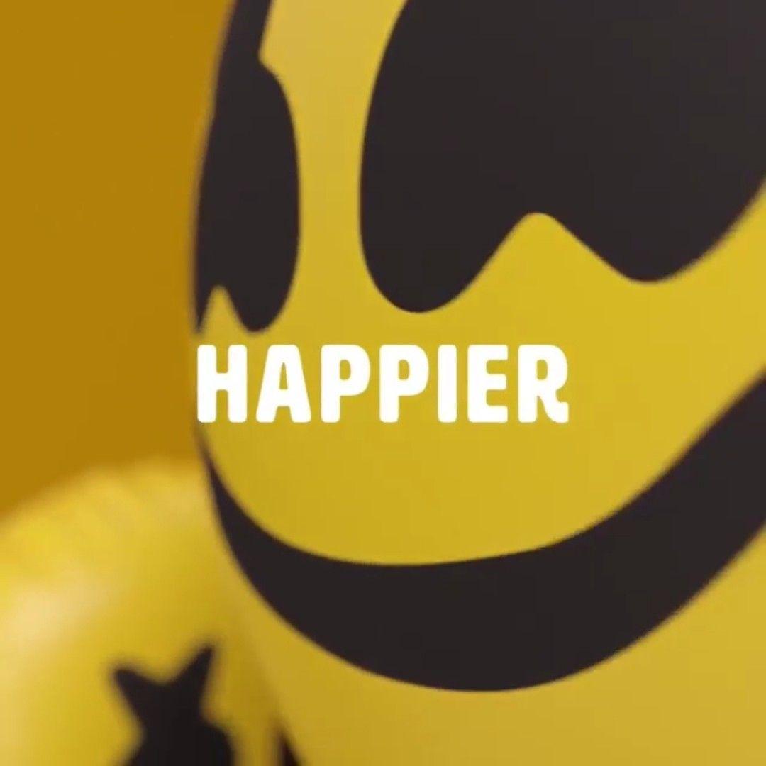 Marshmello Bastille Happier: Marshmello Happier Wallpapers