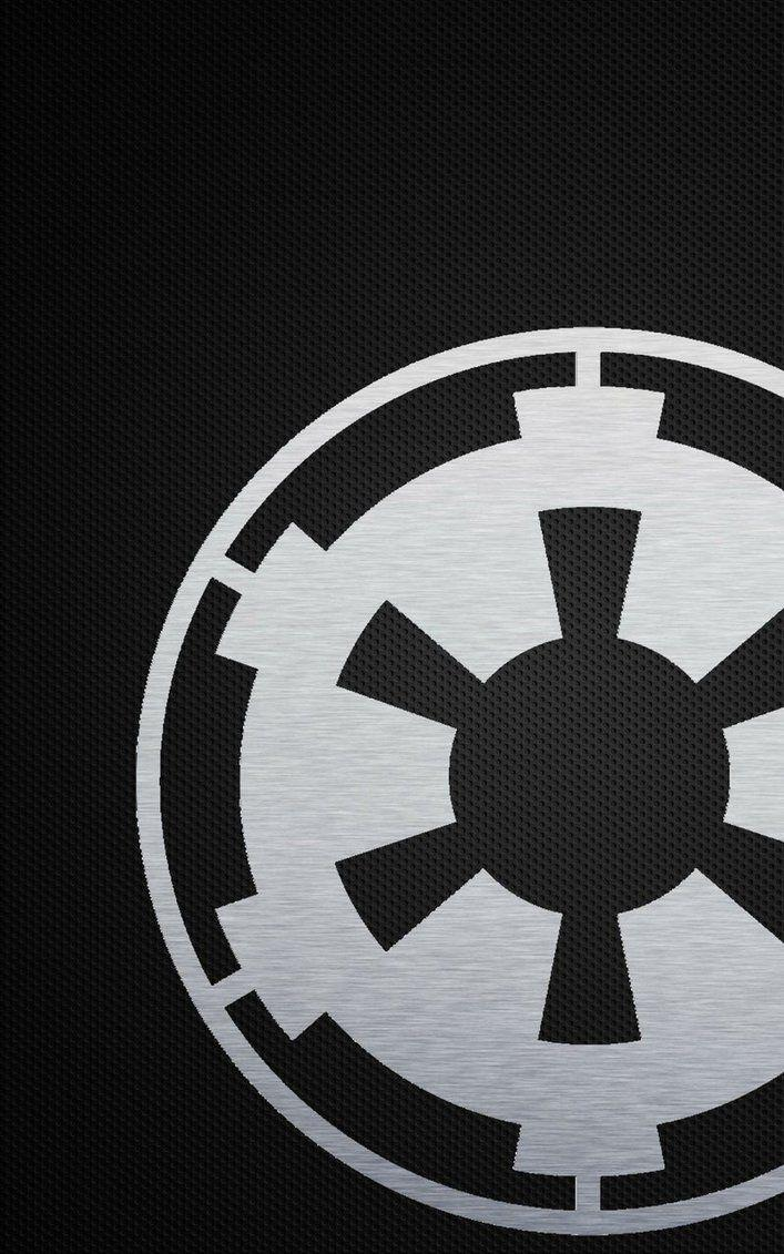 Star Wars Imperial Symbols Wallpapers Wallpaper Cave