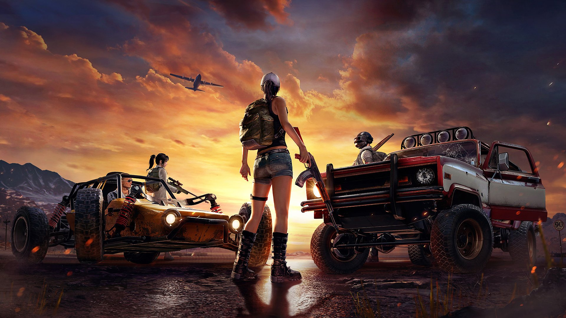 Pubg Car Wallpapers Wallpaper Cave