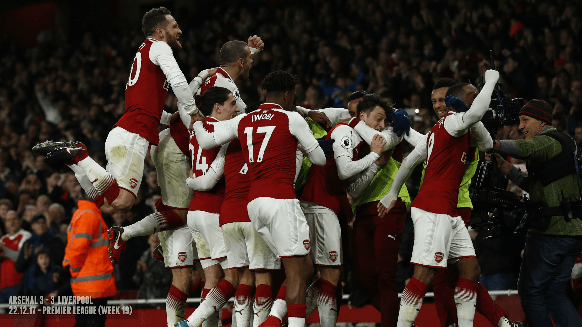 Arsenal 2019 Wallpapers Wallpaper Cave