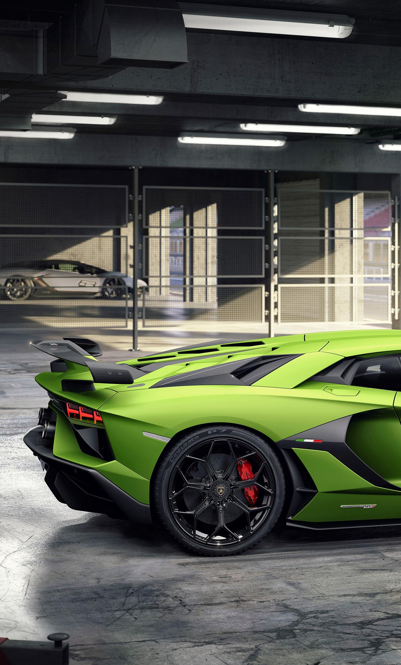 Lamborghini Aventador Svj 63 2019 4k 6 Wallpapers