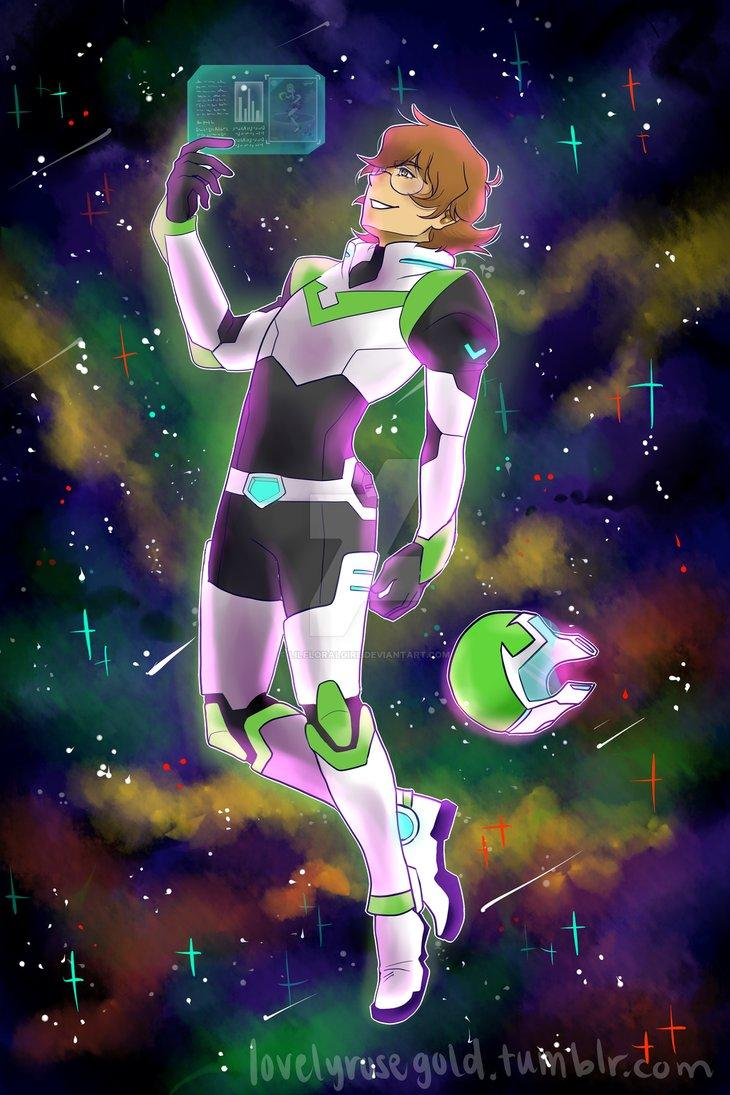 Voltron: Pidge by LilFloralGirl