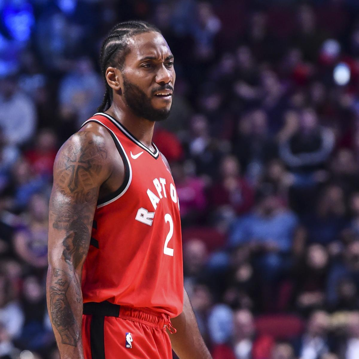 Toronto Raptors' Blueprint to Re