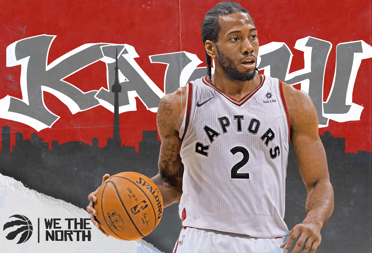 Kawhi Leonard Jersey Swap Wallpapers on Behance