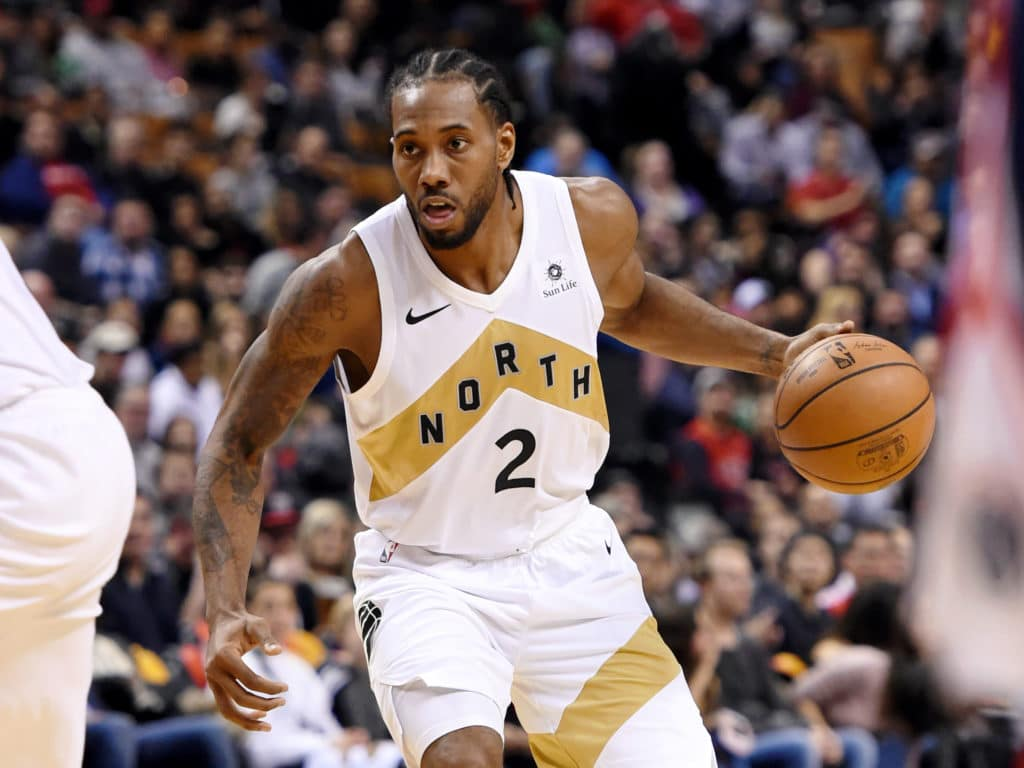 Examining how the Raptors have utilized Kawhi Leonard through a