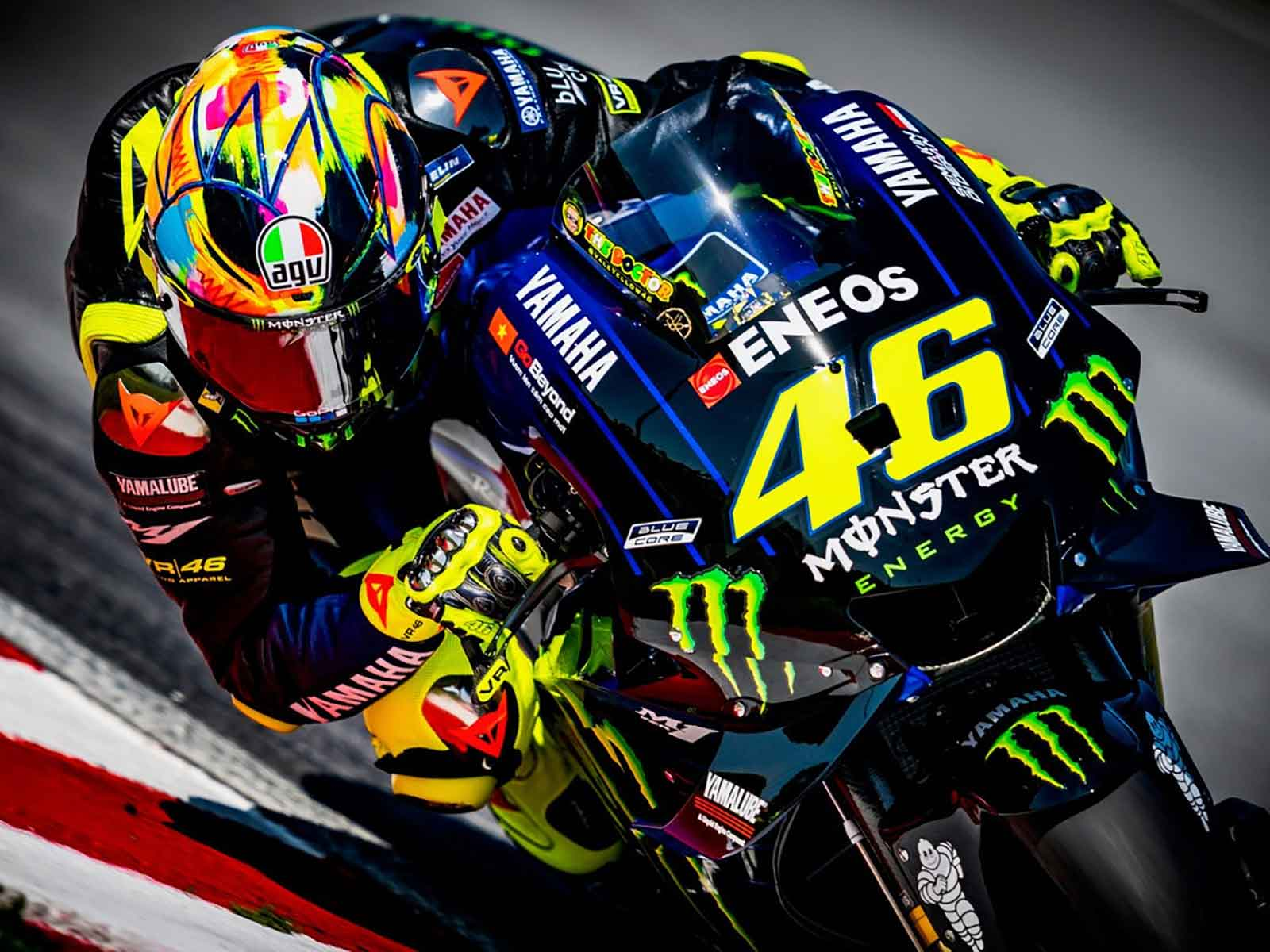 Valentino Rossi 2019 Wallpapers - Wallpaper Cave