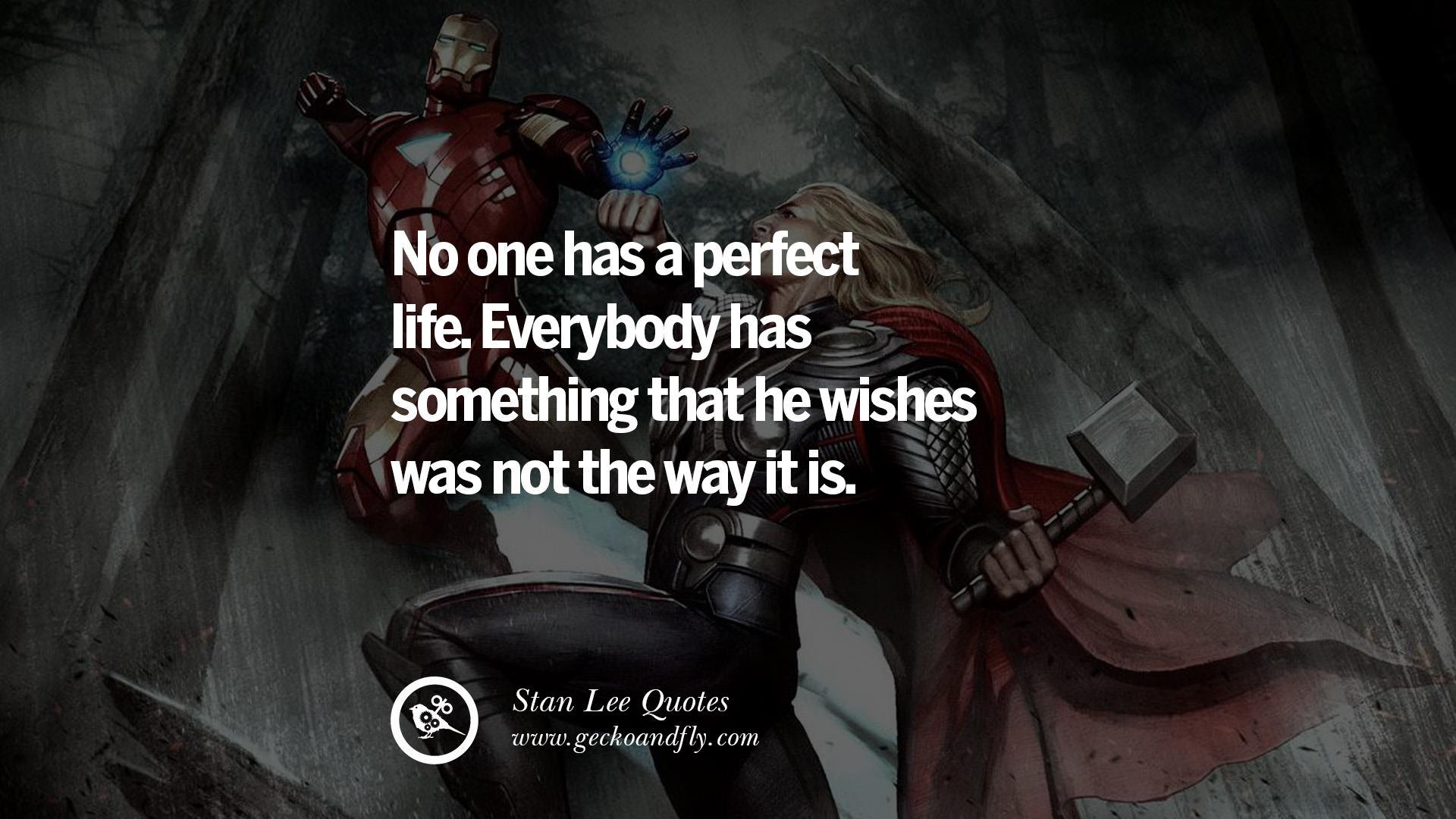 Marvel Quotes Wallpapers - Wallpaper Cave