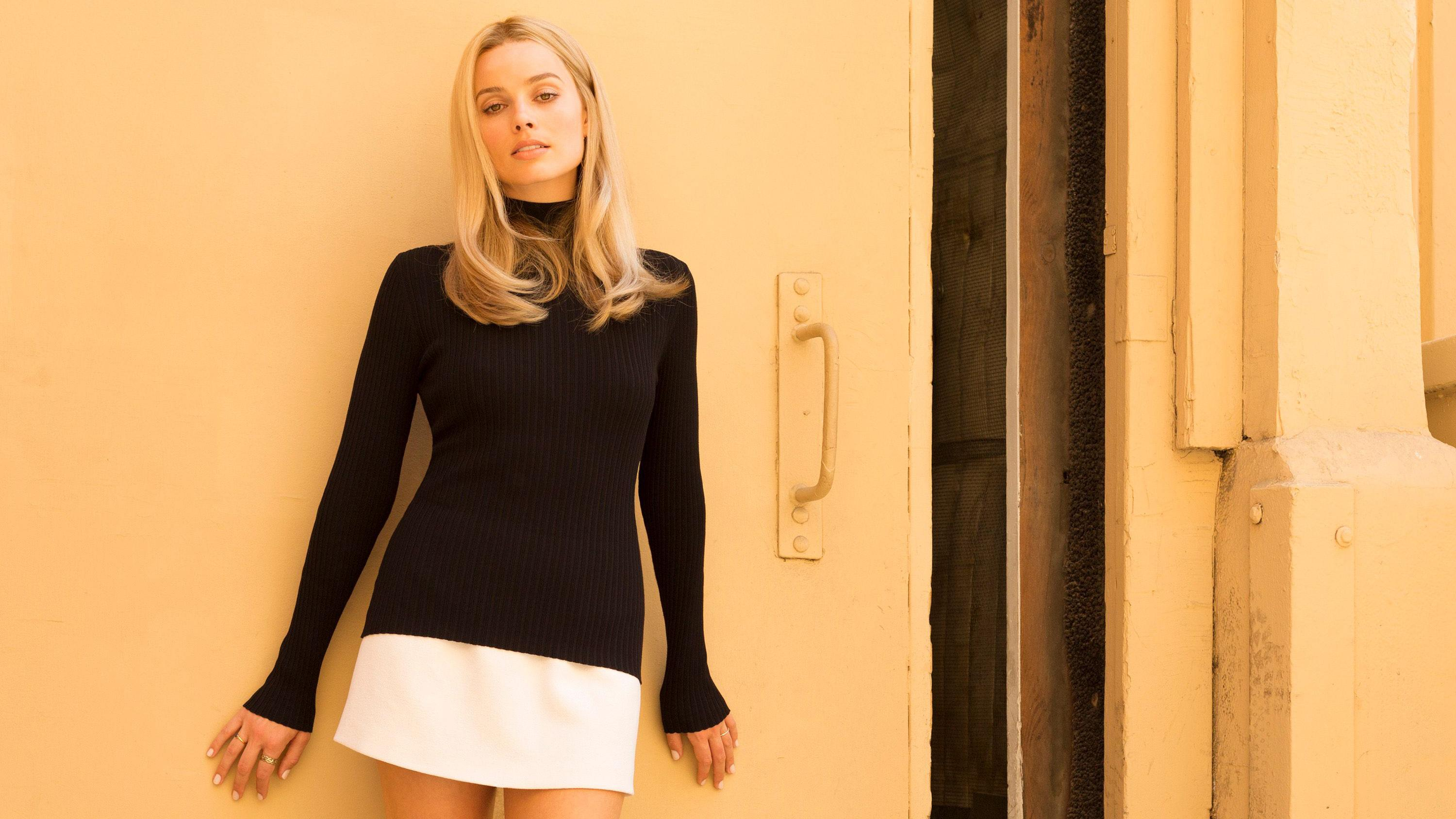 Margot Robbie As Sharon Tate In Once Upon A Time In Hollywood, HD
