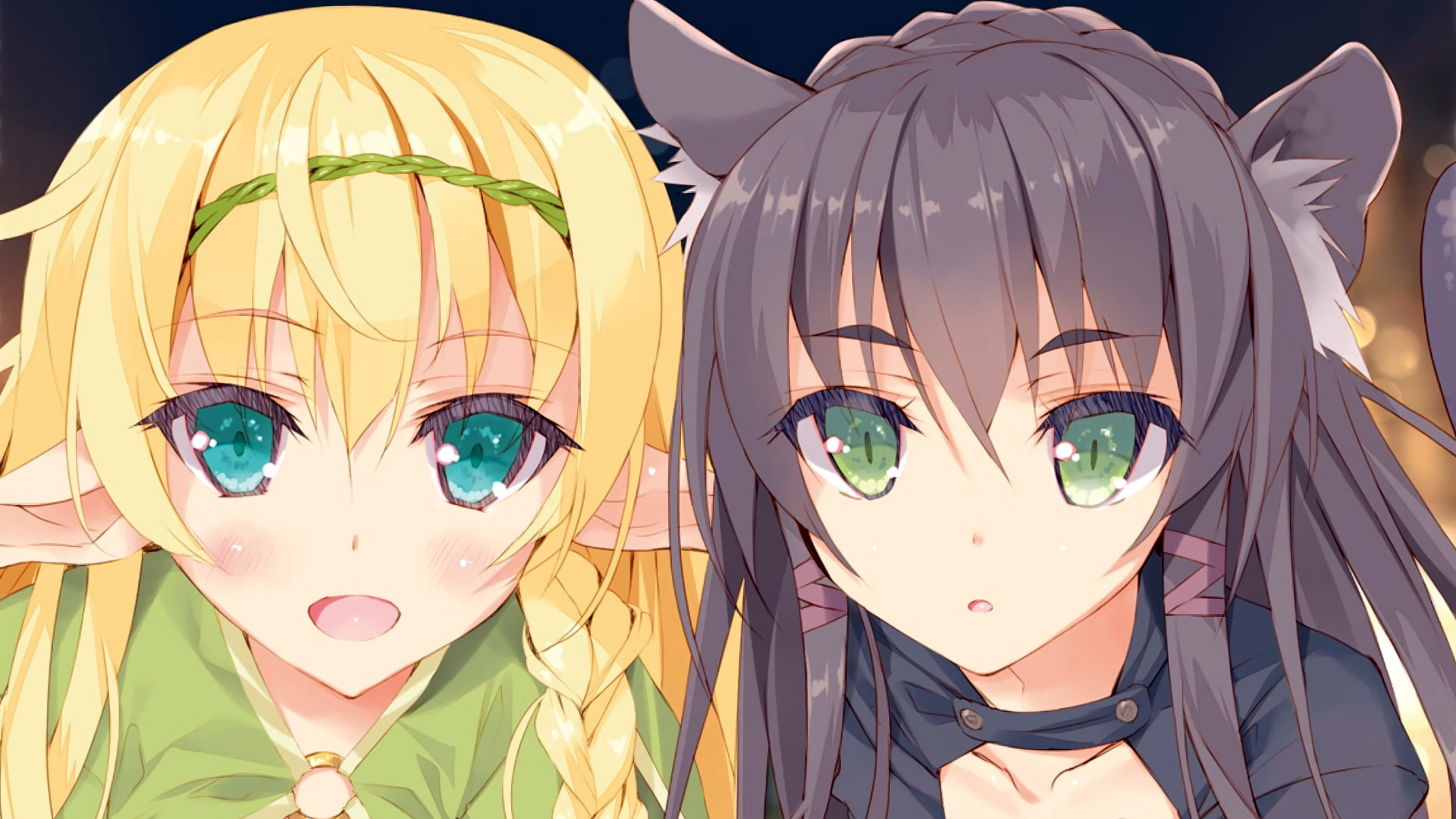 How Not To Summon A Demon Lord Wallpapers Wallpaper Cave