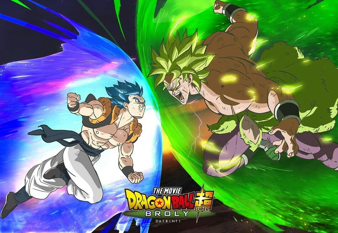 10 Best For Dragon Ball Super Broly Vs Gogeta Wallpaper