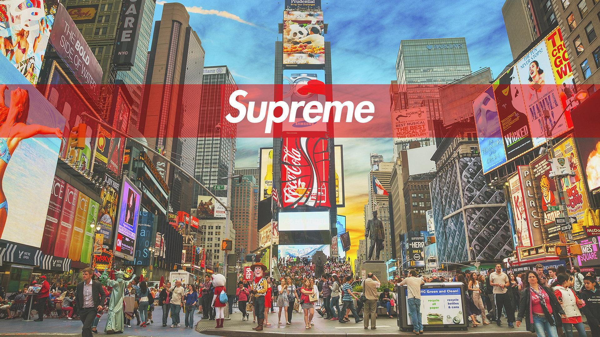 Supreme PC Wallpapers - Wallpaper Cave