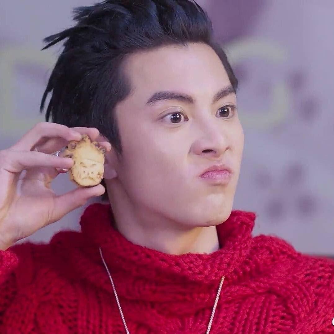 Shan Cai's cookies for Dao Ming Si