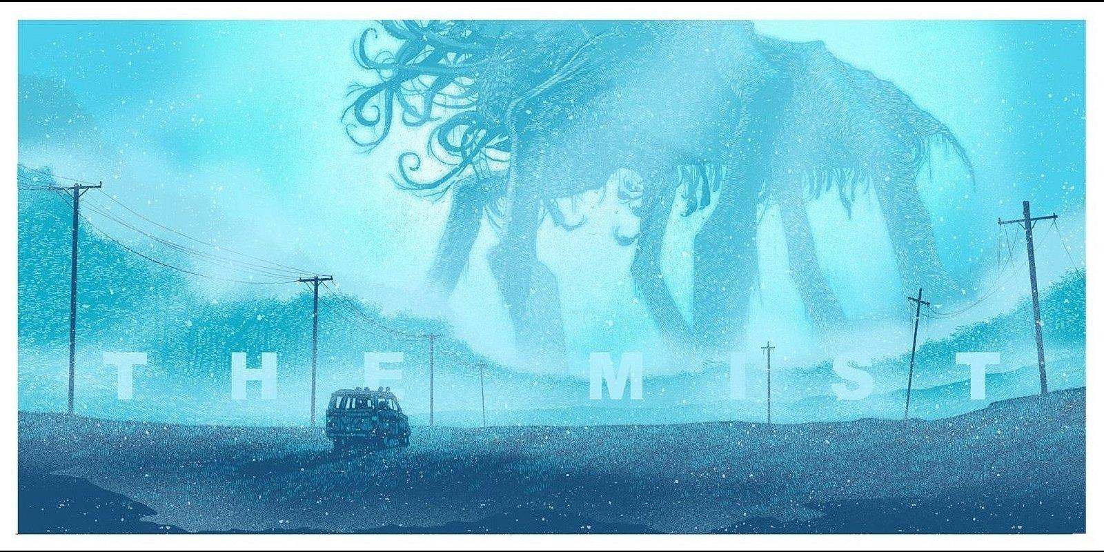 The Mist Wallpaper Image Group (35+)