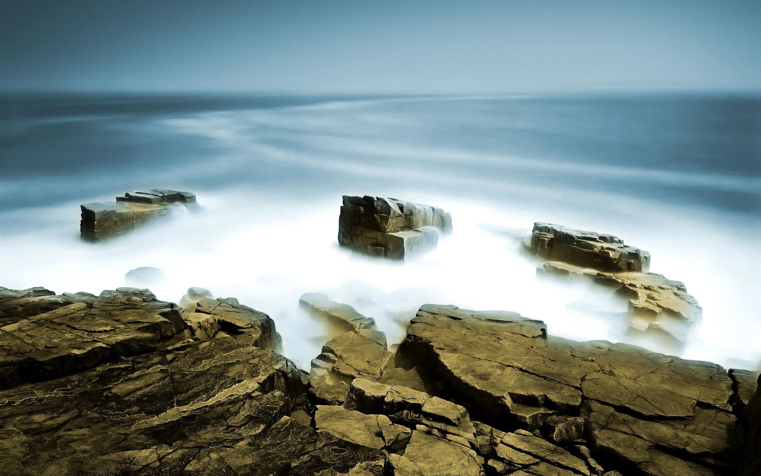 Sea mist wallpapers | Sea mist stock photos