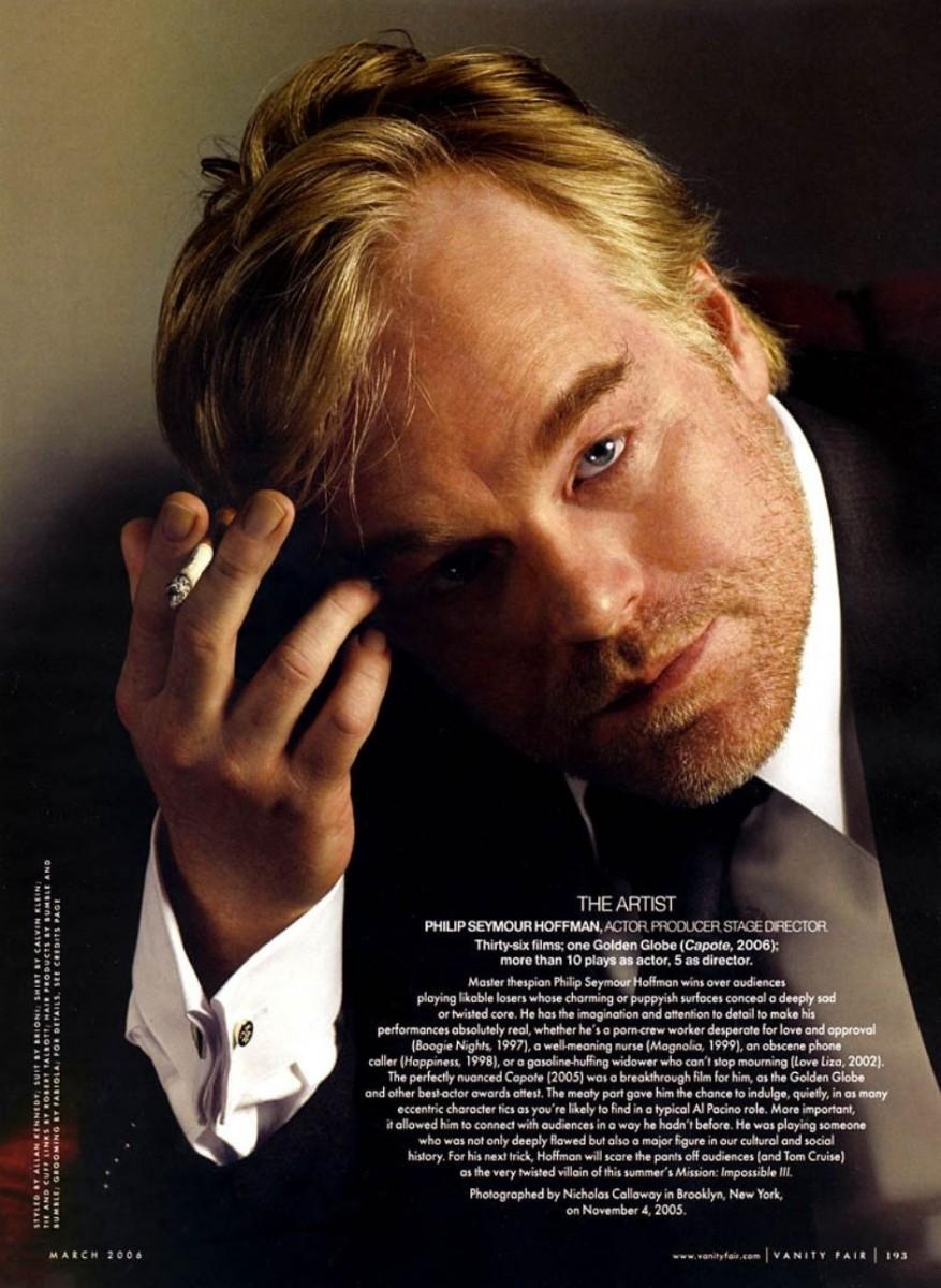 Philip Seymour Hoffman photo 3 of 16 pics, wallpapers