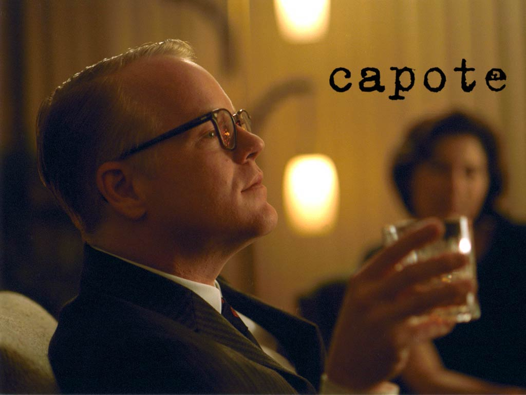 Philip Seymour Hoffman image Capote HD wallpapers and backgrounds