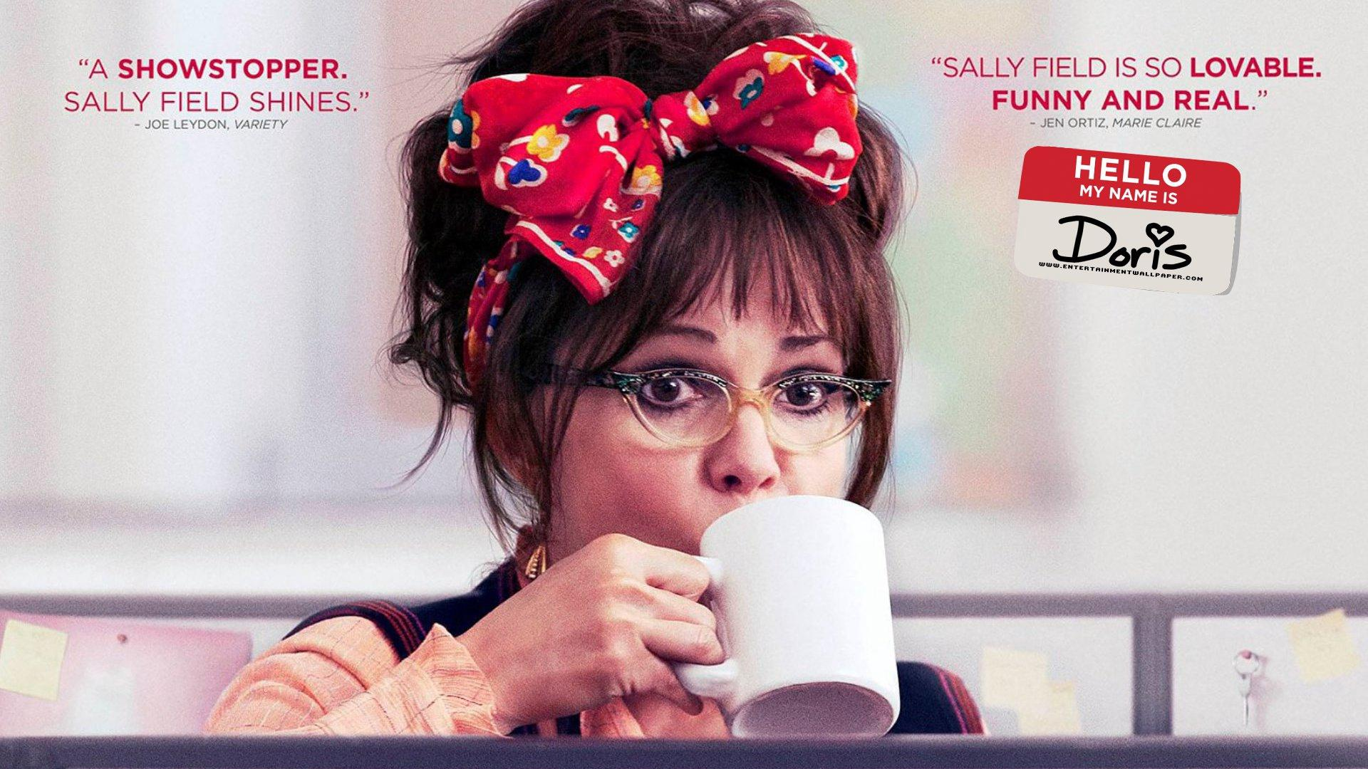 Download wallpapers 1920x1080 hello my name is doris, sally field