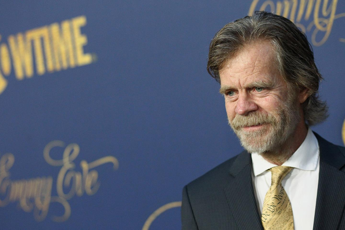 William H. Macy Tried To Talk Cameron Monagham Out Of Leaving