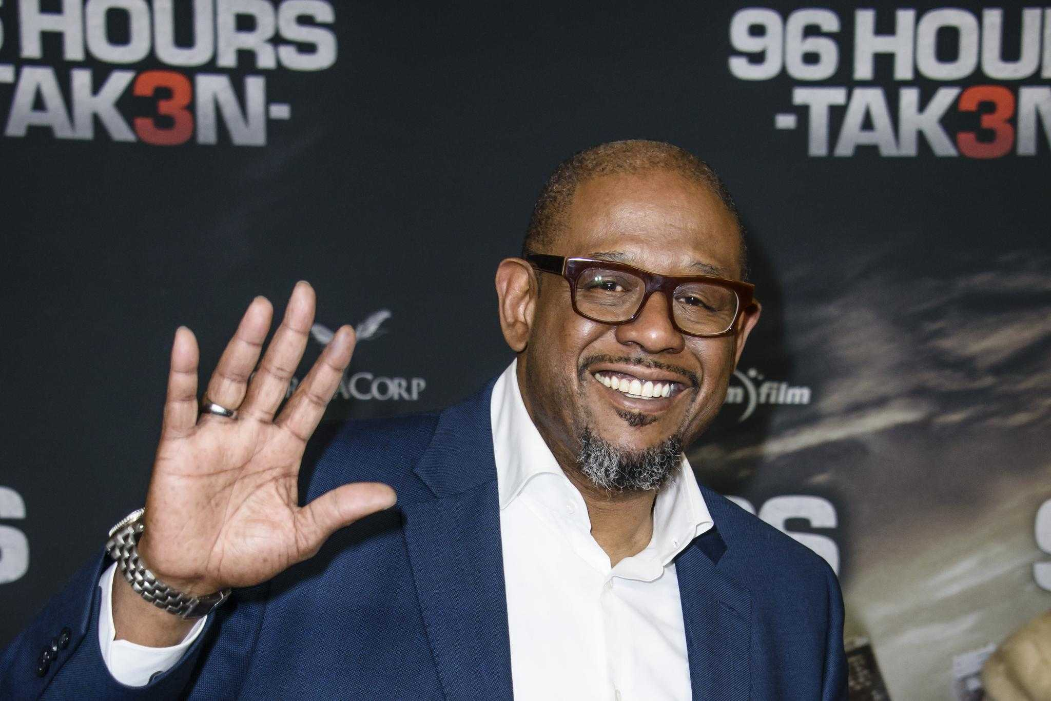 Forest Whitaker - Forest Whitaker Wallpaper (2048x1367) (274412)