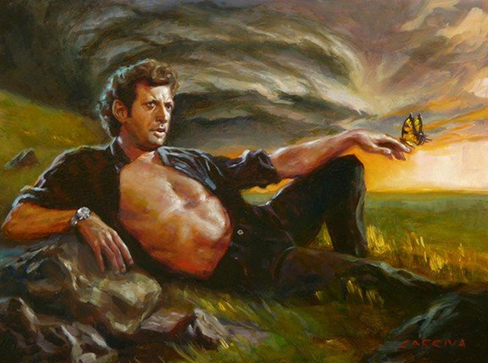 Jeff Goldblum.... : wallpapers