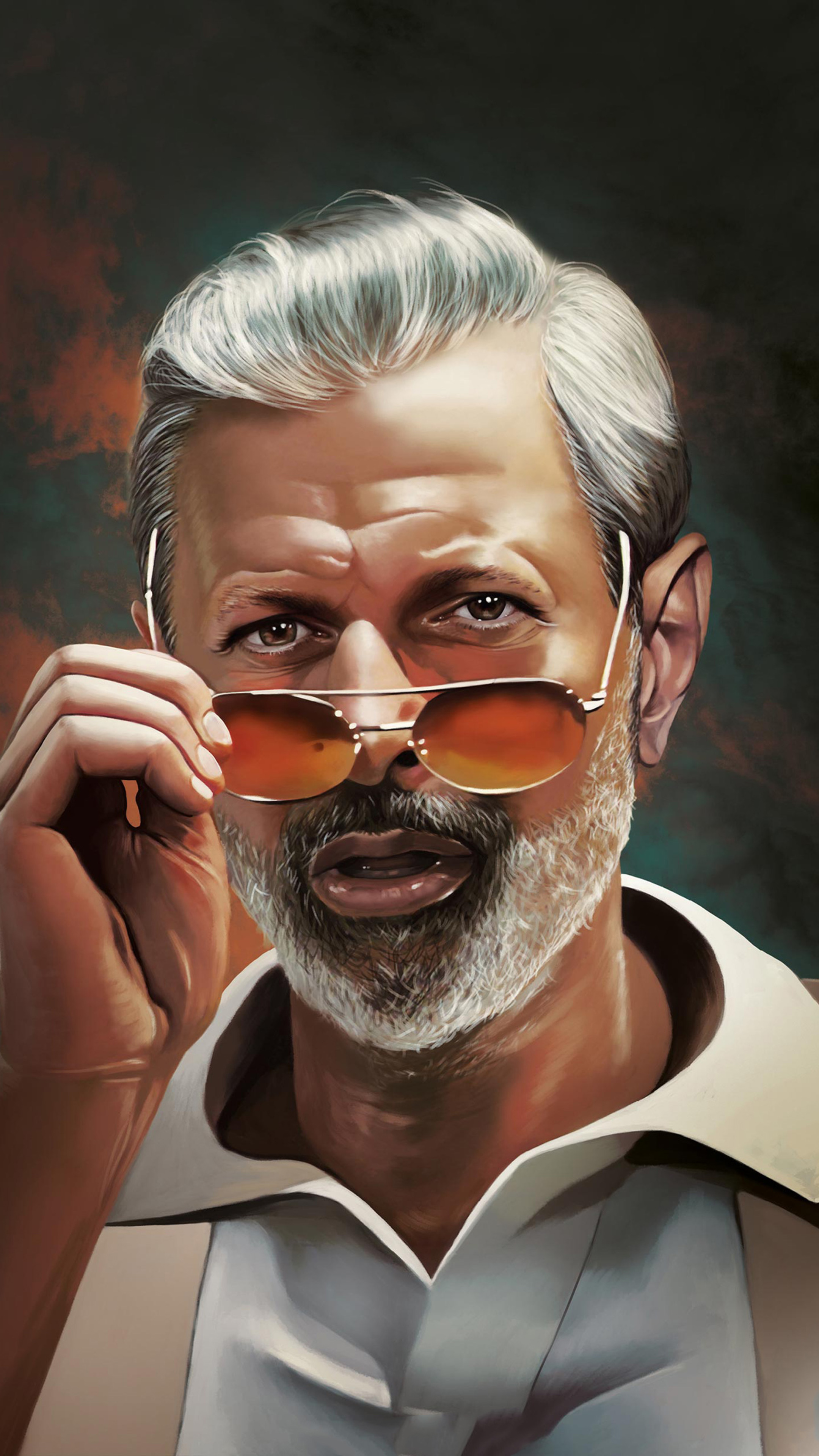 2160x3840 Jeff Goldblum In Hotel Artemis Movie Sony Xperia X,XZ,Z5